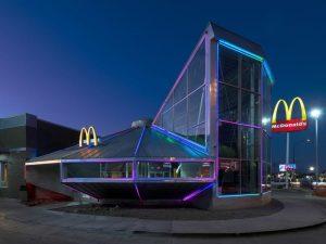 Здание МакДональдс
