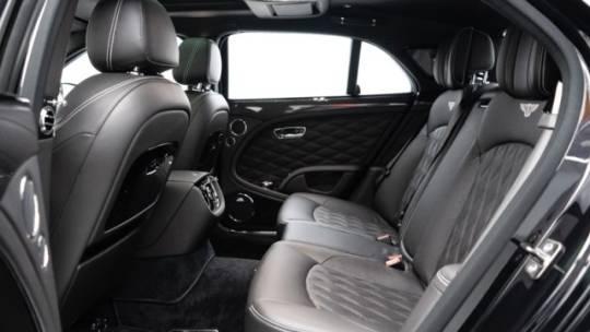 Электрический Bentley Mulsanne 2021 года