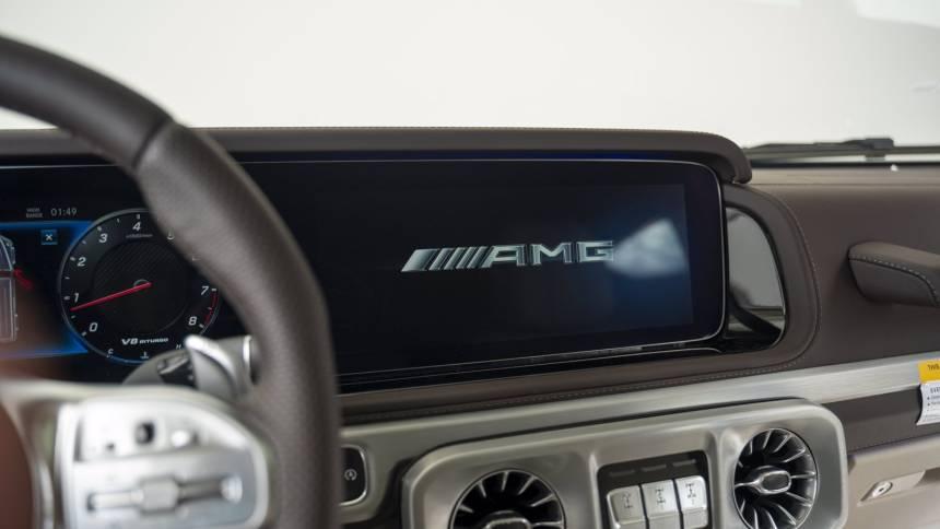 Электрический Mercedes-Benz G-Class AMG G 63 4MATIC 2021 года продаю