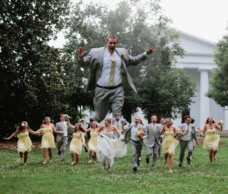 Безумный свадебный фотограф Минск