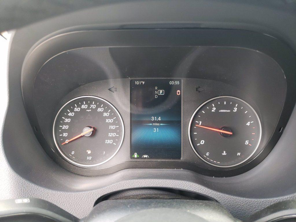 Электрический Mercedes-Benz Sprinter 3500, 2020 года купить