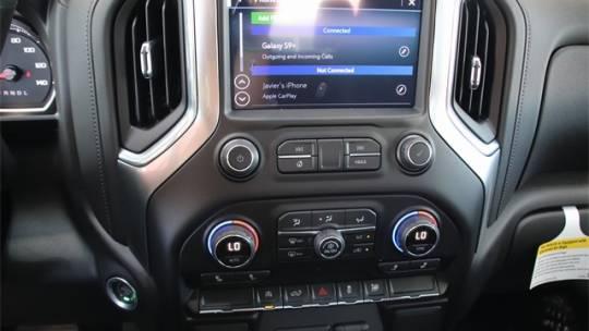 Electric Chevrolet Silverado 1500 RST Crew Cab Short Bed 2WD 2021