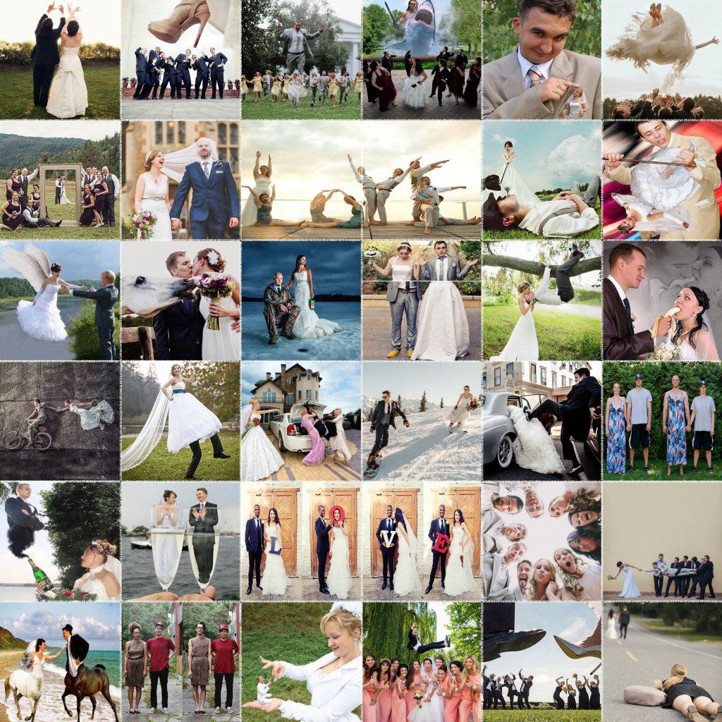 Безумный свадебный фотограф