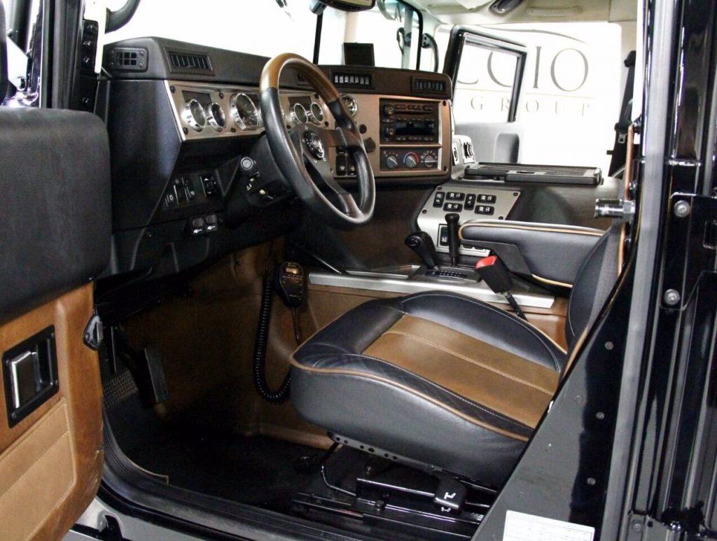 Электрический HUMMER H1 2006 года пробег 3670 км купить