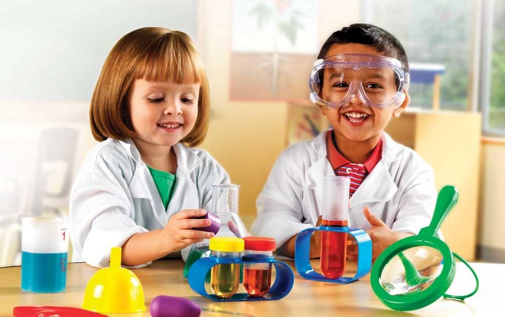 Детский садик с научным подходом EURO KINDER